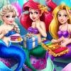 Ariel's Birthday Party