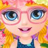 Baby Barbie Flower Shop Slacking