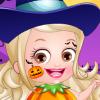 Baby Hazel Halloween Dress