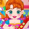 Baby Anna Likes Toys