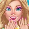 Barbie Nails Salon
