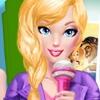 Barbie's Reporter Dream Job