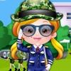 Baby Hazel Defense Officer