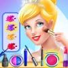 Cinderella Bride Makeup
