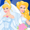 Now and Then: Cinderella Wedding