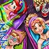Disney Girls Sleepover