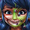 Dotted Girl Halloween Makeup