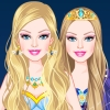 Barbie Frozen Wedding