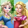Elsa And Barbie Pregnant BFFs