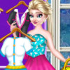 Elsa Closet Dress Up