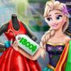 Elsa Real-life Shopping