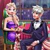 Ice Queen Wedding Proposal