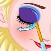 Elsa Make-Up Removal