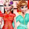 Elsa And Anna Japan Fashion Experience