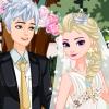 Elsa's Retro Wedding