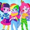 Equestria Girls Winter Fashion