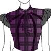 Fashion Studio Goth Girl