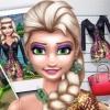 Ice Princess Doll Creator