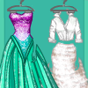 Jasmine Vs Ariel Fashion Battle