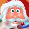 Messy Santa