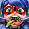 Miraculous Ladybug Throat Doctor