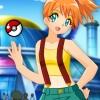 Misty Pokemon Makeup