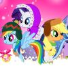 My Little Pony Winter Looks