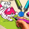 Pets Coloring Book
