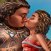Polynesian Princess Falling in Love
