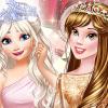 Princesses at Fashionistas Contest