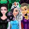 Princesses Trick Or Treat