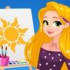 Rapunzel Art School