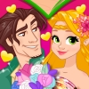 Rapunzel Blooming Romance