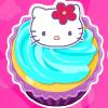 Tasty Hello Kitty Cupcakes