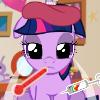 Twilight Sparkle Flu Treatment